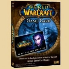 WoW Gamecard