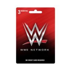 3 Monate WWE Network Mitgliedskarte