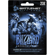 20€ Battle.net Gift Card