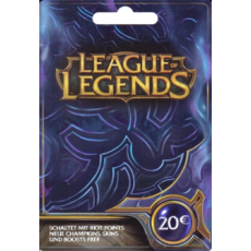 20€ League of Legends - 2800 Riot Points