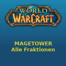 Magetower - Alle Fraktionen