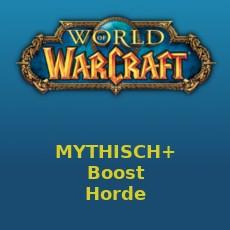 Mythisch + Boost Horde