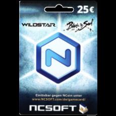 25€ NCoin prepaid Card