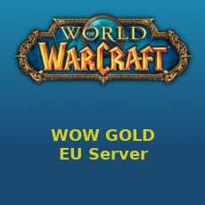 WOW Gold EU Server