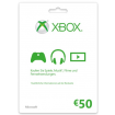 50€ Xbox Gift Card