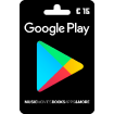 15€ Google Play Gift Card