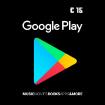 15€ Google Play Gift Card