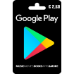 2,50€ Google Play Gift Card