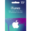 15 Euro iTunes Gift Card