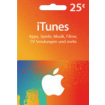 25 Euro iTunes Gift Card